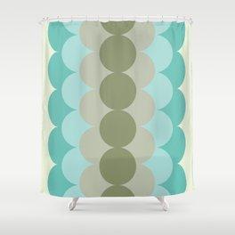 Gradual Oliva Retro Shower Curtain
