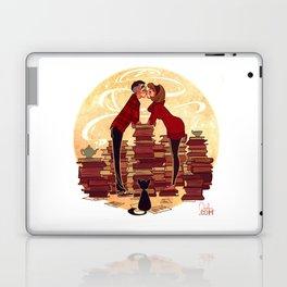 Book Lovers Laptop & iPad Skin
