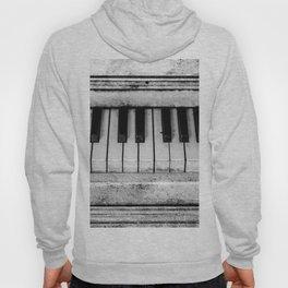The piano Hoody