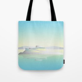 Oslo Opera House Tote Bag