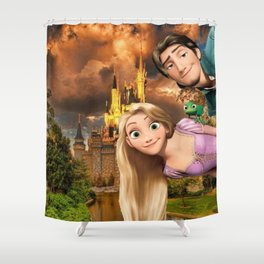 My New Dream Shower Curtain