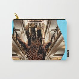 Hand Wave Carry-All Pouch