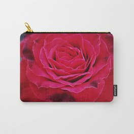 A red rose Carry-All Pouch
