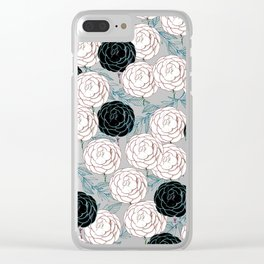 Carnations #society6 #decor #buyart Clear iPhone Case