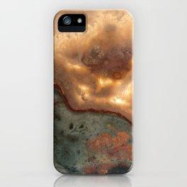Idaho Gem Stone 39 iPhone Case