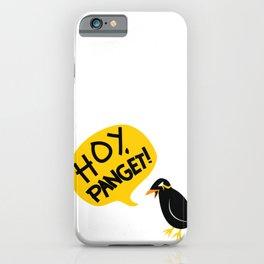 Hoy, Panget! (Hey, Ugly) iPhone Case
