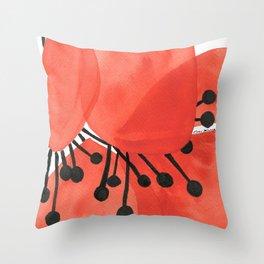 Amapola Throw Pillow