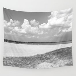 La plage – The Beach Wall Tapestry