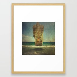 Ode to Magritte Framed Art Print