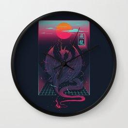Fei Long Wall Clock