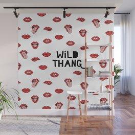 Wild Thang Wall Mural