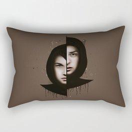 THE PENETRATORS Rectangular Pillow