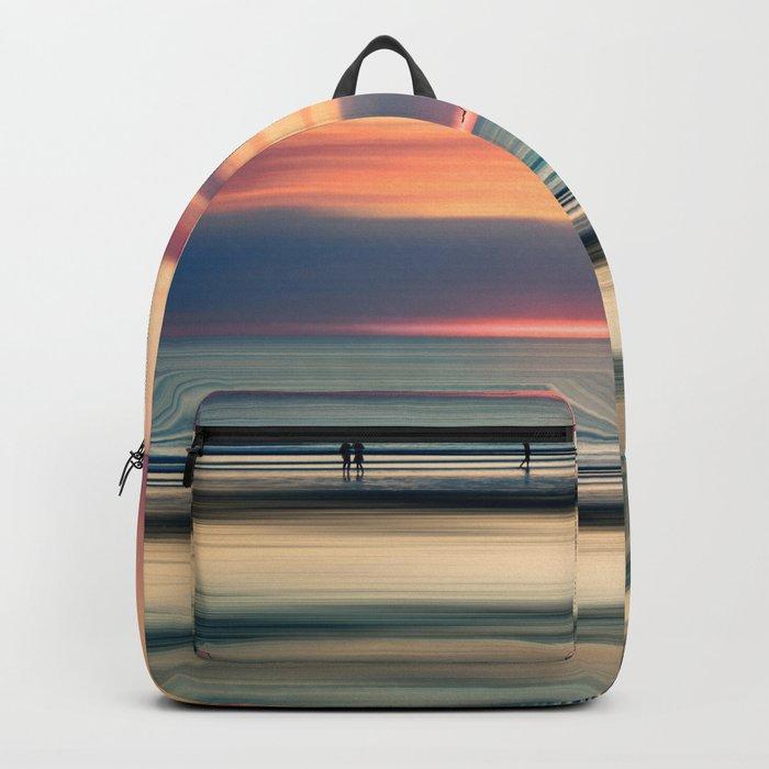 Oceanside Serenity Backpack