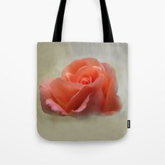 Romantic Rose Tote Bag