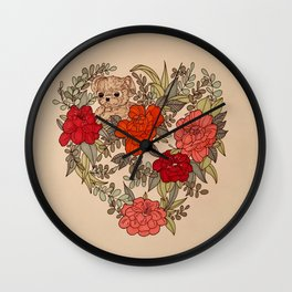 If You Were Good, Do You Regret It? Wall Clock