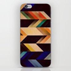 tyyr dwwn iPhone & iPod Skin