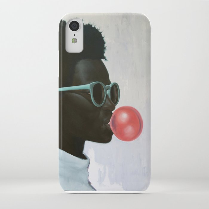How far is a light year? iPhone Case