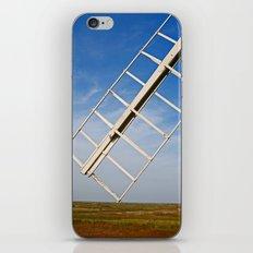 Cley Windmill, UK iPhone & iPod Skin
