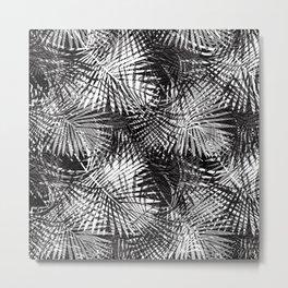 Palm Frenzy Metal Print
