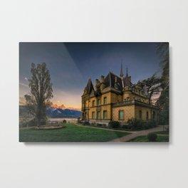 Beautiful Castle Metal Print