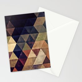 fyssyt pyllyr Stationery Cards