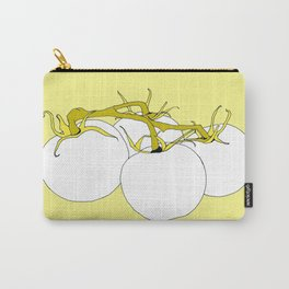 Fried Yellow Tomatoes Carry-All Pouch