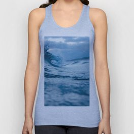 The Tide Always Comes Back Unisex Tank Top