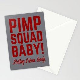 Pimp Squad Baby Stationery Cards