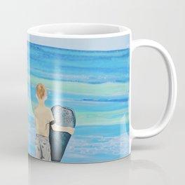 Small Shoulders Coffee Mug
