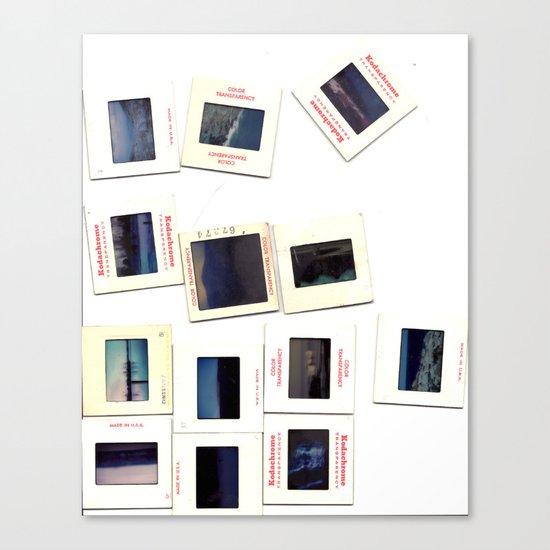 Kodachrome Canvas Print