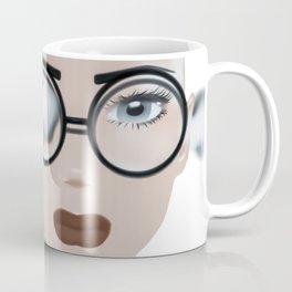 Cloudy OCTOBER Coffee Mug