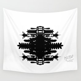 A Template for Your Imagination Wall Tapestry