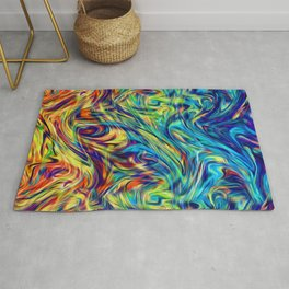 Fluid Colors G254 Rug