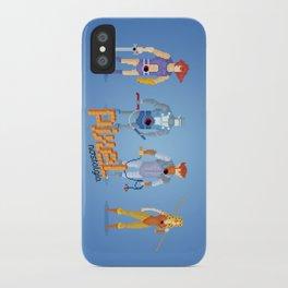 Thundercats - Pixel Nostalgia  iPhone Case