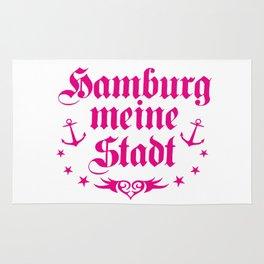 Hamburg - meine Stadt Rug