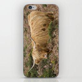 Highland Lad iPhone Skin