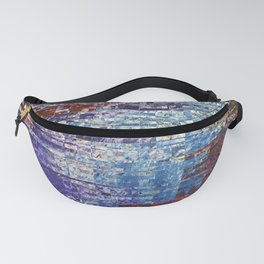 Abstract 127 Fanny Pack