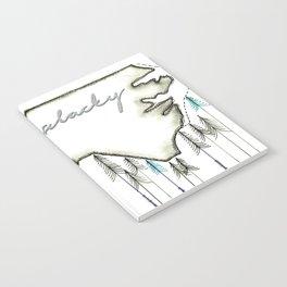 Cackalacky. Notebook