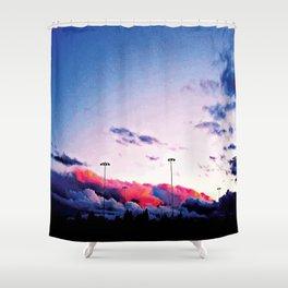 04 VOLITANT CULTURATI Shower Curtain