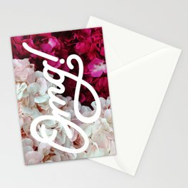 OMG! (Fleurs) Stationery Cards