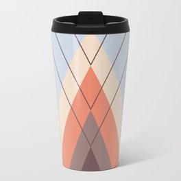 Iglu Blue Retro Travel Mug