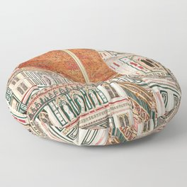 Firenze, Italy Floor Pillow