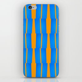 MOUVEMENTS iPhone Skin
