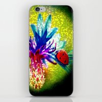 ladybug iPhone & iPod Skins featuring ladybug by haroulita