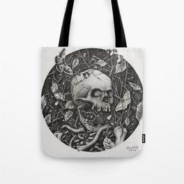 Vernal Decay Tote Bag