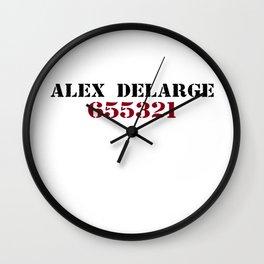 655321 Wall Clock