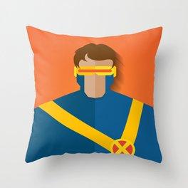 Ciclope Throw Pillow