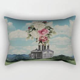 The Factory of Love Rectangular Pillow