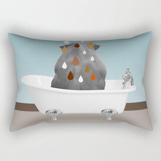 SHOWER CURTAIN Rectangular Pillow