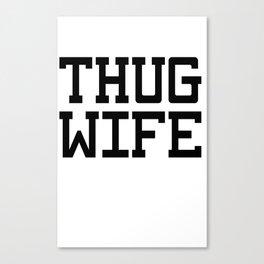 Wife Canvas Print
